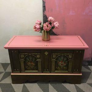 Möbel Upcycling, Vintage Upcycling Möbel