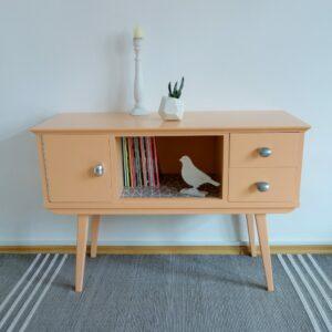 Sideboard Vintage_aprikose_Farben