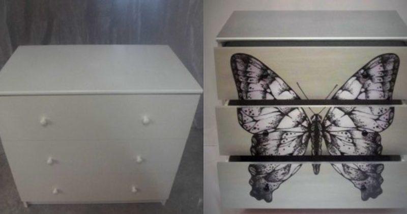 Schmetterling Möbel