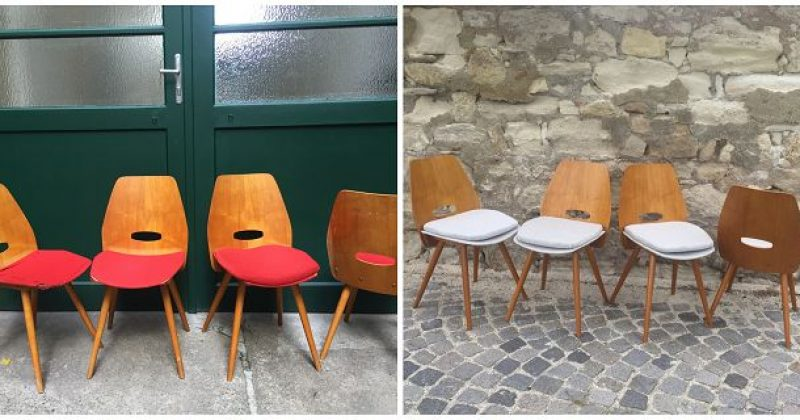 Frantisek-Lollipop Chairs