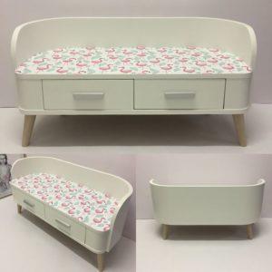 Kindermöbel-Kinderzimmer-Sitzbank