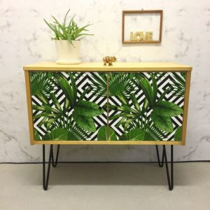 Sideboard-Jungle