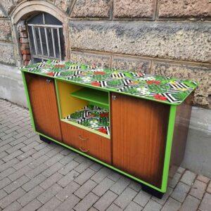 Anni's Art and Living-Vintage-Möbel-Upcycling-Wien-Möbelrestaurierung-Erbstück
