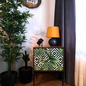 Home-Jungle-Coffee-Bar-Vintagemöbel-