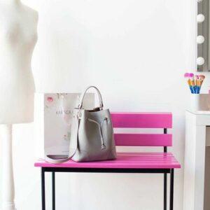 Home-Pink Bank-schicke Möbel-Wien-Anni's Art and Living